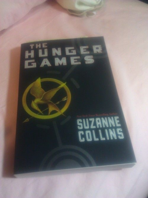 71/366 starting the hunger games now. whoops, there goes my life.