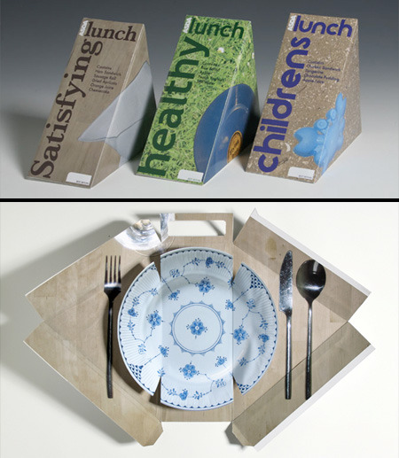 Packaging realmente original !  for-the-love-of-creativity:  Cool and Unusual Packaging // Sandwich Packaging
