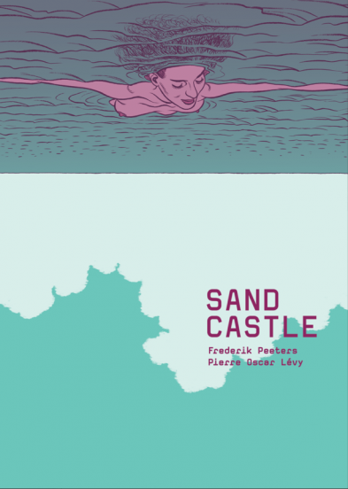 Sandcastle by Pierre Oscar Levy and Fredrick Peeters was a book group read a few months ago. I don't want to give too much away about this strange story because it wasn't at all what I was expecting judging by the front cover and first few pages, and that was one of the reasons I enjoyed it so much. Sancastle is, in a sense, science fiction, but with no attempt to explain the science. It's also a murder mystery with no attempt to solve the murder. Instead the book has taken very real human issues such as relationships, adolescence, and ageing, and thrown them into an alarming- and often disturbing- surreal situation.