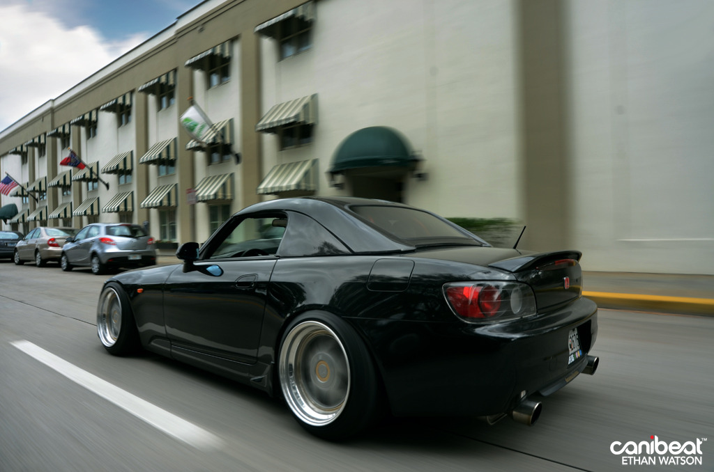 S2000Rollin' In Savannah  Sneak Peek To A canibeat.com Wallpaper