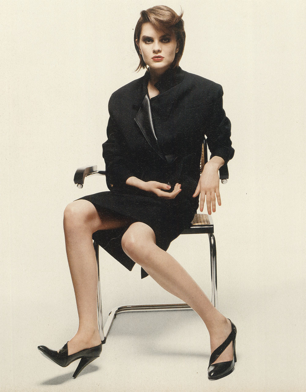 Louis Vuitton, Fall–Winter 2000–2001photography inez van lamsweerde and vinoodh matadin