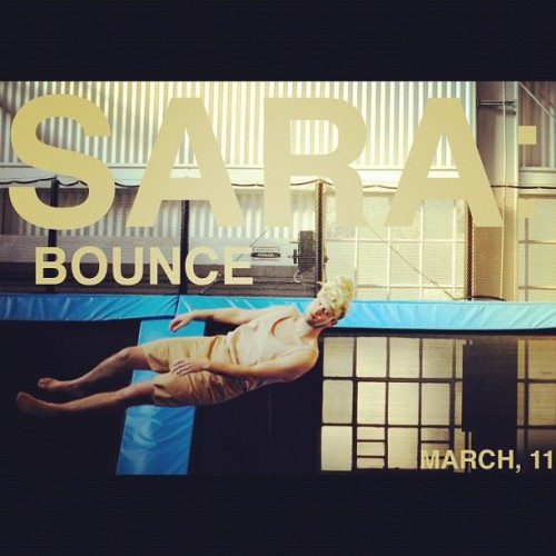 Do it google #saradjour #hoa #dance #modern (Taken with Instagram at House Of Air Trampoline Park)