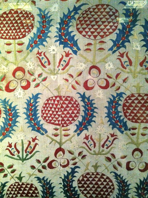 patternbase:  Ottoman Embroidery from the V&A Museum in London
