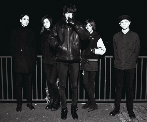"The horrors - named from the mutual nickname they all had when nippers ""being little horrors"" for grandparents …look at them now awh"