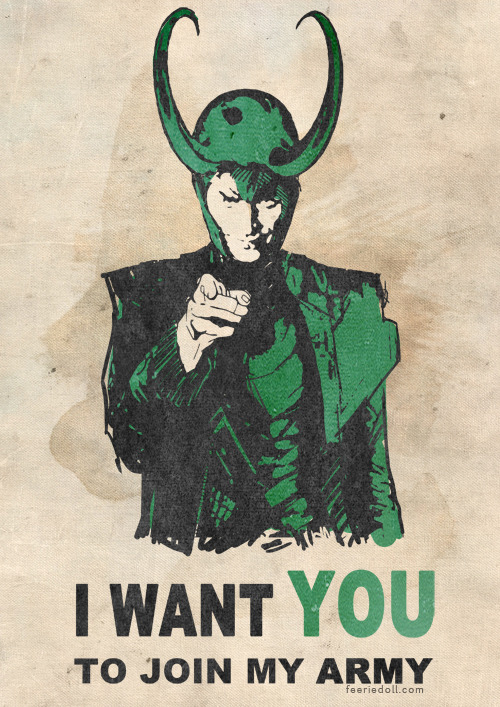 Uncle Loki.