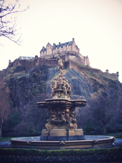 Edinburgh Castle Edinburgh, Scotland