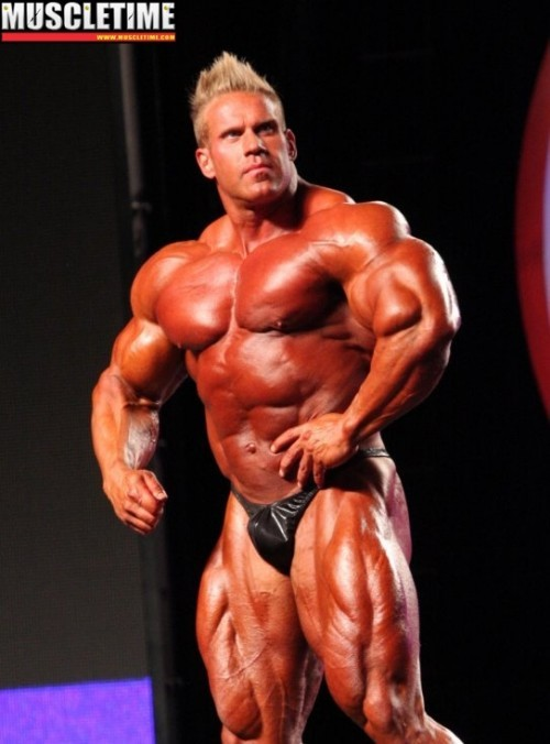 Jay Cutler, my inspiration.  Mr Olympia '10