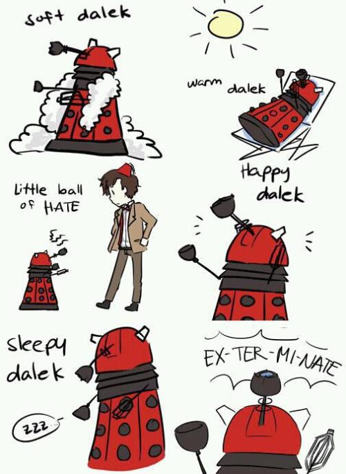 Doctor Who meets The Big Bang Theory! This is amazing!!!