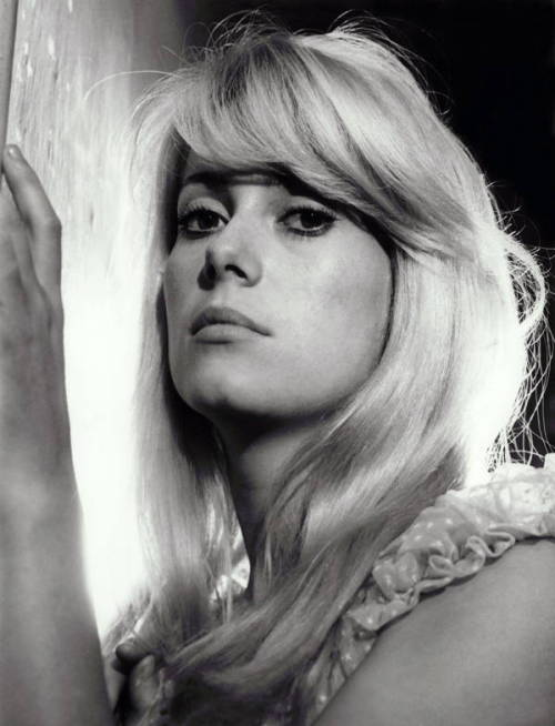 the60livehere:  Catherine Deneuve, Repulsion,1965