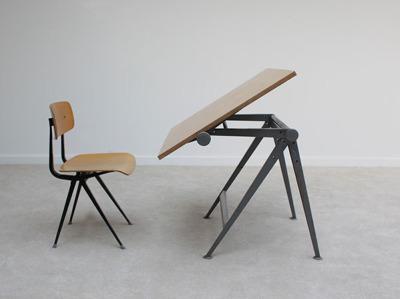 Friso Kramer drafting table.