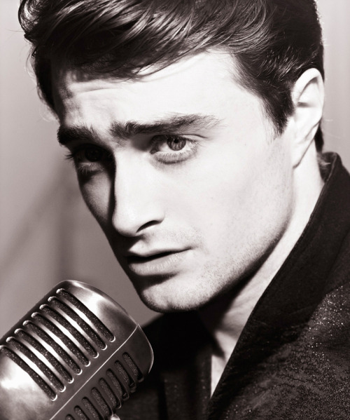 phobs-heh:  Daniel Radcliffe by Mariano Vivanco