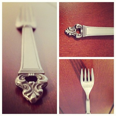 #marchphotoaday {fork} #day1 2 #fork  - photo a day challenge