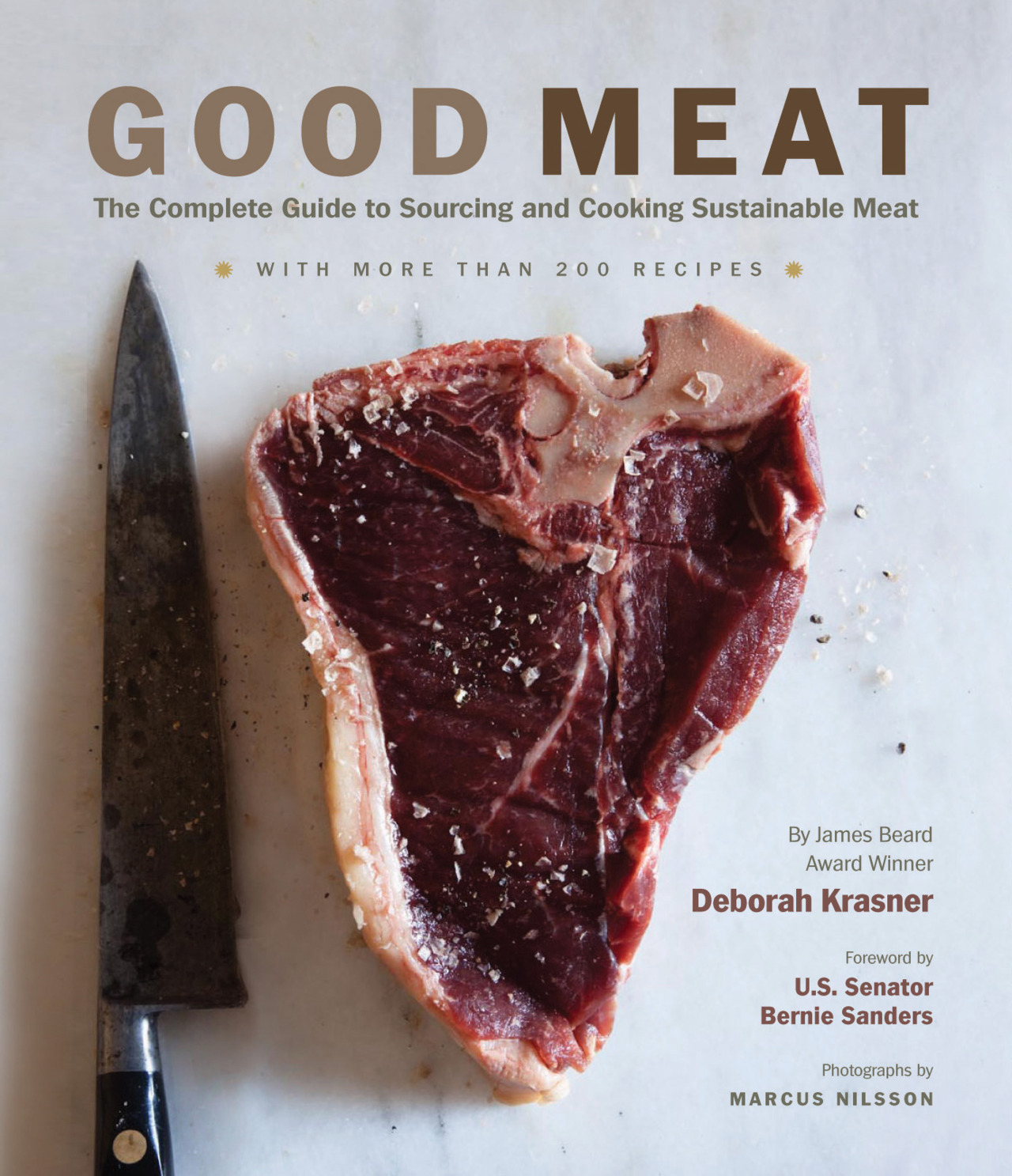Good Meat. If you're going to eat it, eat it sustainably.