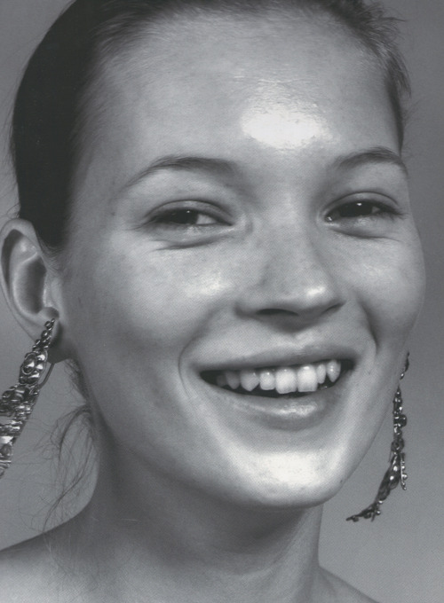 Kate Moss in 'In Her Own Style', January 1997, by Craig McDean