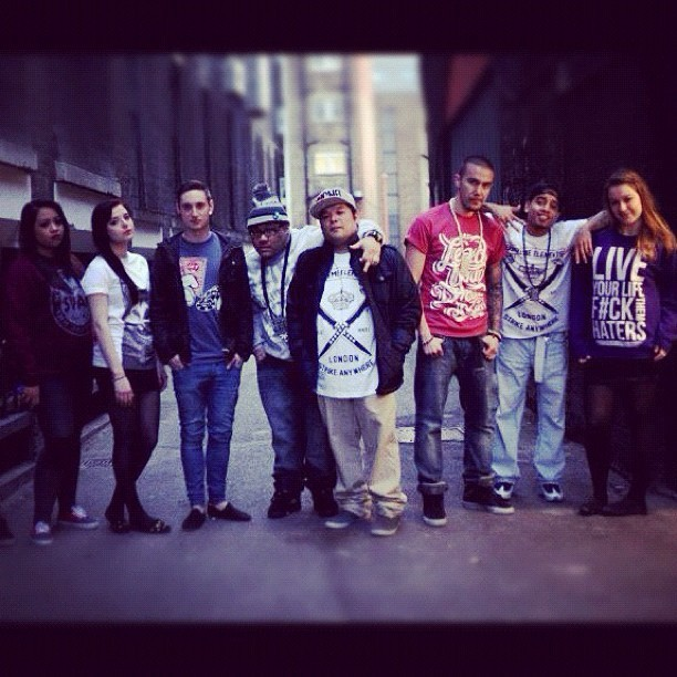 Supreme Elements Photoshoot. #SE1 #photoshoot #london #clothing (Taken with instagram)