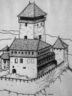 "Trenčiansky hrad | Trenčín Castle Slovakia - Matúš Tower in end of 13th. century Trenčín Castle is a National Cultural Relic sitting above Váh River and one of the mightiest medieval complexes in Slovakia. Location on goole map Architecture: romanesque, gothic, baroque, renaissance Archaeological findings prove its inhabitation already in the Early Bronze Age. Trenčín Castle territory was already important in the Roman Empire as shows the inscription carved to the castle rock  glorifying the victory of the II. Roman Legion over the German tribes (179-180 A. D.). Pre-romanesque rotunda on the acropolis and the findings evidencing for the existence of crafts in the area of the lower castle in the time of Great Moravian Empire in 9th century. Castle`s existence is evidenced by written documents indirectly since as early as 1068 A. D. and directly in a bill dated 1111 A. D.  The history of the castle is very long and rich. Main highlights in the history are: Matúš Čák of Trenčín ""Lord of the river Váh and the Tatra Mountains"" - his seat in later 13-14th century. He gave name to the Matúš Tower, which dominates both the castle silhouette as well as the town.  Extensions of the castle by King Ludovít the Great who had repaired the damaged castle inflicted by the armies of the King Charles Robert in 1321 and became the venue of several international negotiations. In the 15th century, the castle's belonged to Queen Barbara Cellska, the second wife of king Sigismund of Luxembourg.  Mathias Corvinus got engaged and married here to the daughter of theBohemian King George of Poděbrady in 1461. Zápolský family who rebuild the castle in a way, which is a unique fortification system, singular in central Europe from the architectonic point of view. During their reign, the water well is connected to ""WELL of LOVE"" legend - the Turkishprince Omar and his great love for the beautiful Fatima, whom he had to redeem by digging a well in the rock.  In 1790, it was desolated by fire. First repairs of the castle's ruins began in 1912, however, a systematic reconstruction has been carried out since 1956 up to this day.  The Trenčín castle had seen below its walls hostile armies of Czech and Polish kings, Tatar hordes, Bočkay and Bethlen hayducks, imperial landsknechts, soldiers of the Turkish sultan, Tatars of the Khan of Krym, companies of the Duke of Sesia, and Kurucs and Labanec armies.  However, it has never been conquered by a direct attack. Museum exhibition here documents the history of the region and of the castle – historic furniture, weapons (e.g. firearms coming from 13th -19th cent.), paintings etc. as well as a castle gallery, archaeological collections and findings. Its artistic and historic importance crosses the borders of Slovakia and belongs to the cultural wealth of Europe. Diplomatic traditions of the Trenčín castle didn't remain forgotten. In May 24-25, 2002 the summit of the prime ministers and ministers of foreign affairs of the states of the Visegrad group and Benelux took place at the castle, and in 2004 the visit of the participants in the NATO Parliamentary session were carried out at the castle as well. photo via"