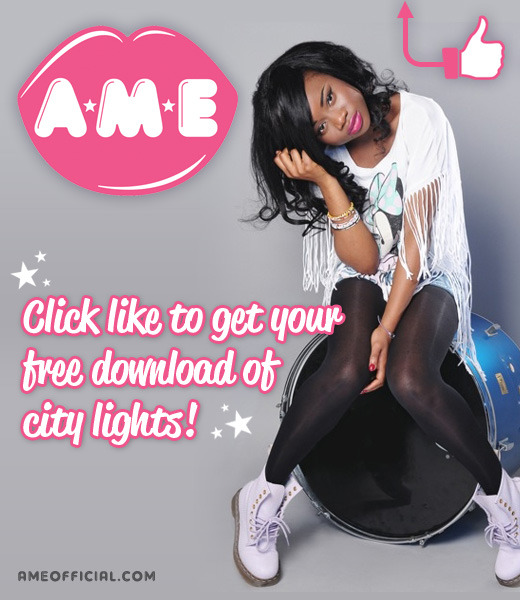 Go to my Facebook page to get the FREE DOWNLOAD of 'City Lights' feat. Bartoven x