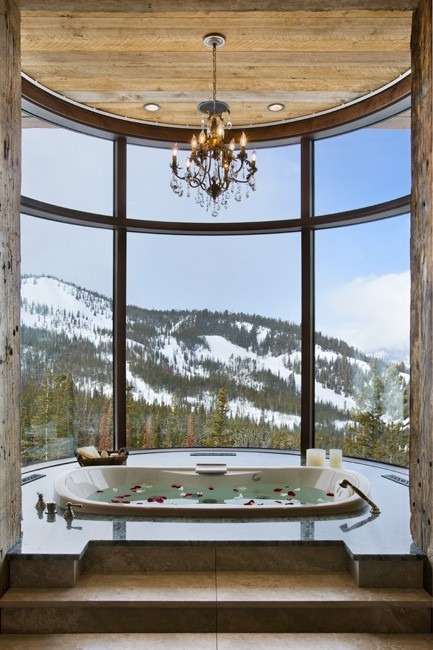 theozguron:  bathroom with a view