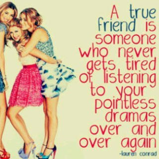 For my best friends!