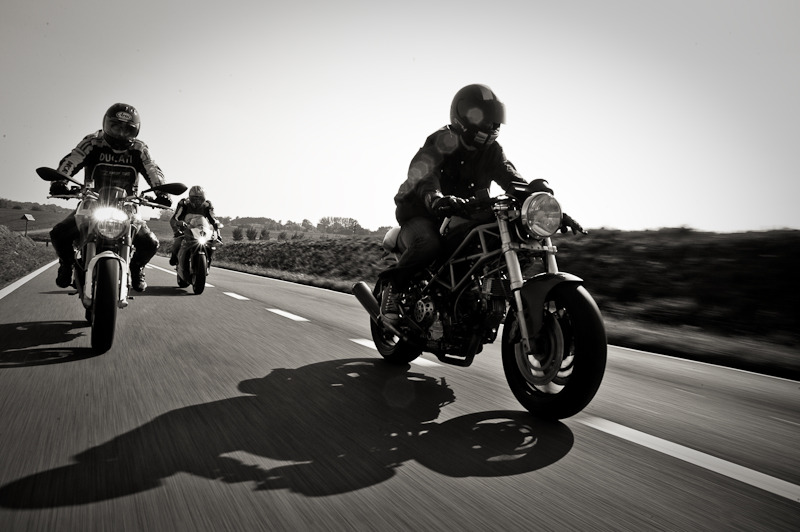 In the mood for a ride. Check other pics here: TrueBikerSpirit