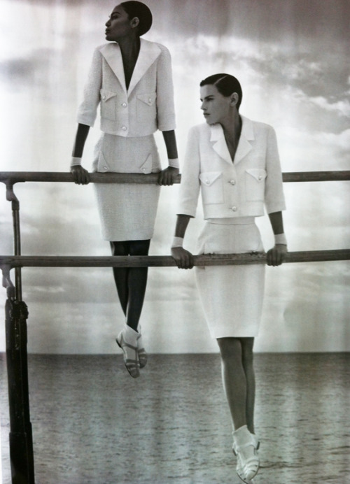 Chanel Ss 2012. Photo by Karl Lagerfeld - Advertising Campaign