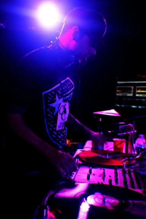 From Clogged Caps 8.. #djtrouble .. Photo cred: @LilBitt2MUCH