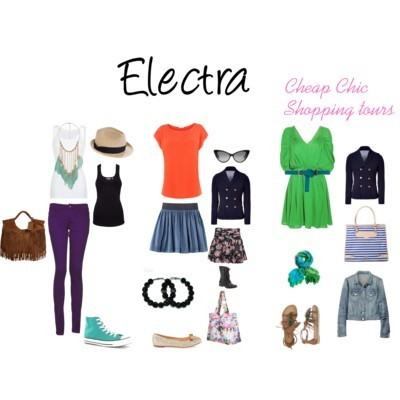 Electra by tajaw featuring a cotton jacket
