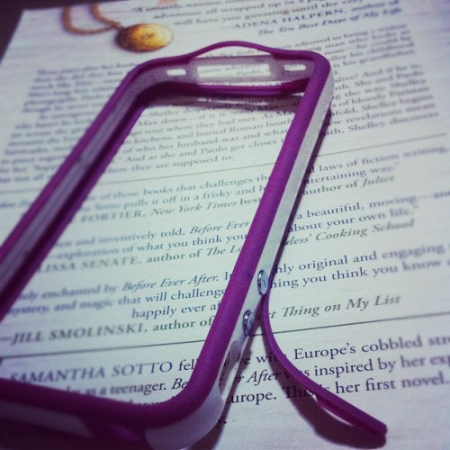 My phone's case. Sira na. #iphone #case (Taken with instagram)