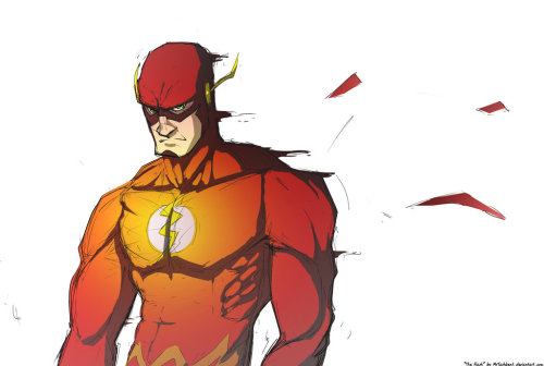 The Flash by ~MrTashkent
