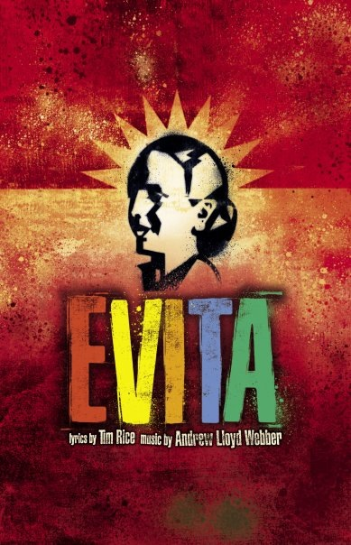 The 2012 revival of Evita starts previews tonight in The Marquis Theatre on broadway! Break legs!  -clAUDe