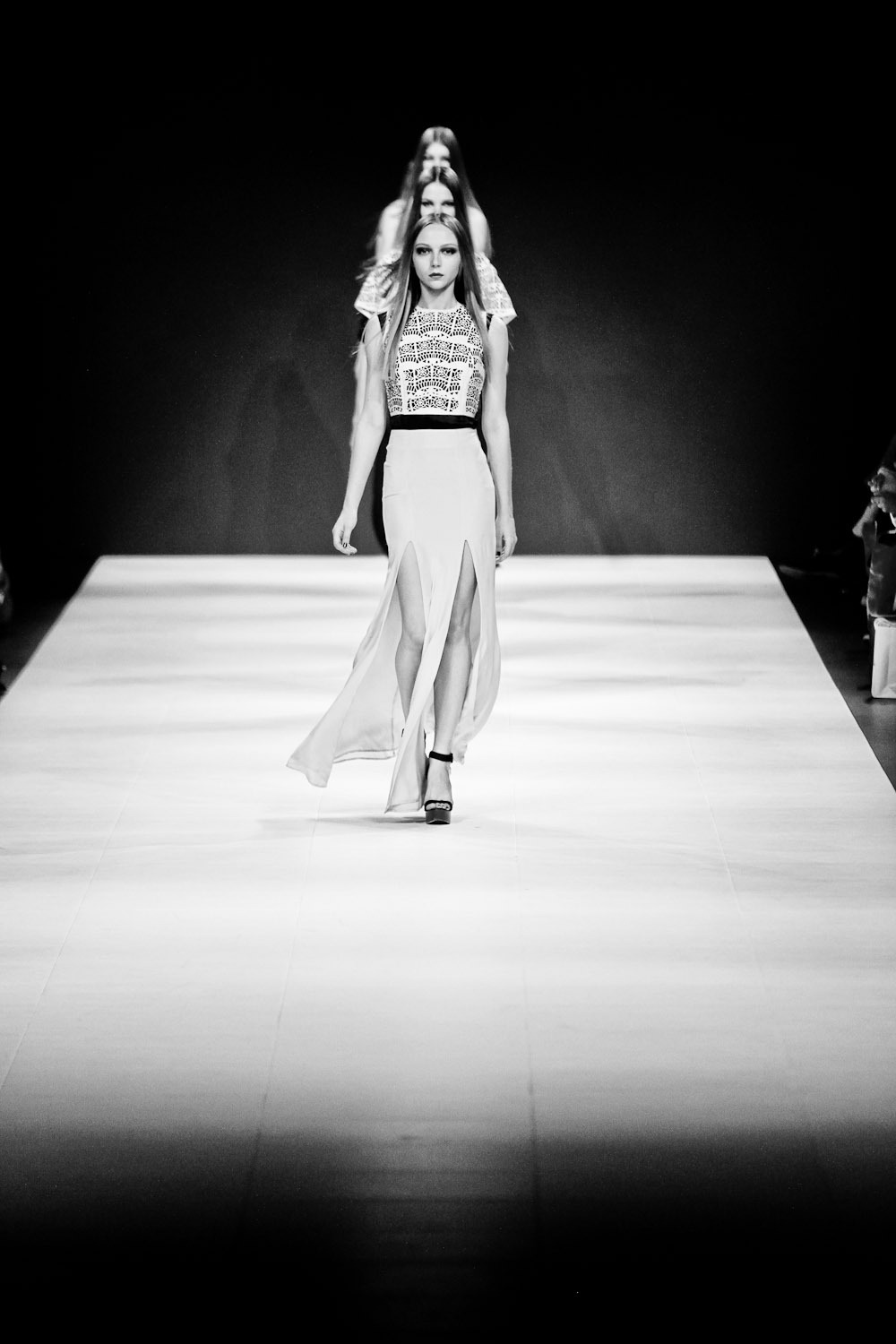 Back home, just in time for Ellery at L'Oreal Melbourne Fashion Festival (LMFF)