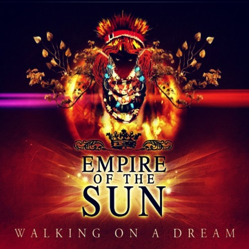 March 12, 2012 - My Most Played iTunes Song. #walkingonadream #empireofthesun #itunes #music #pop #day12 (Taken with instagram)