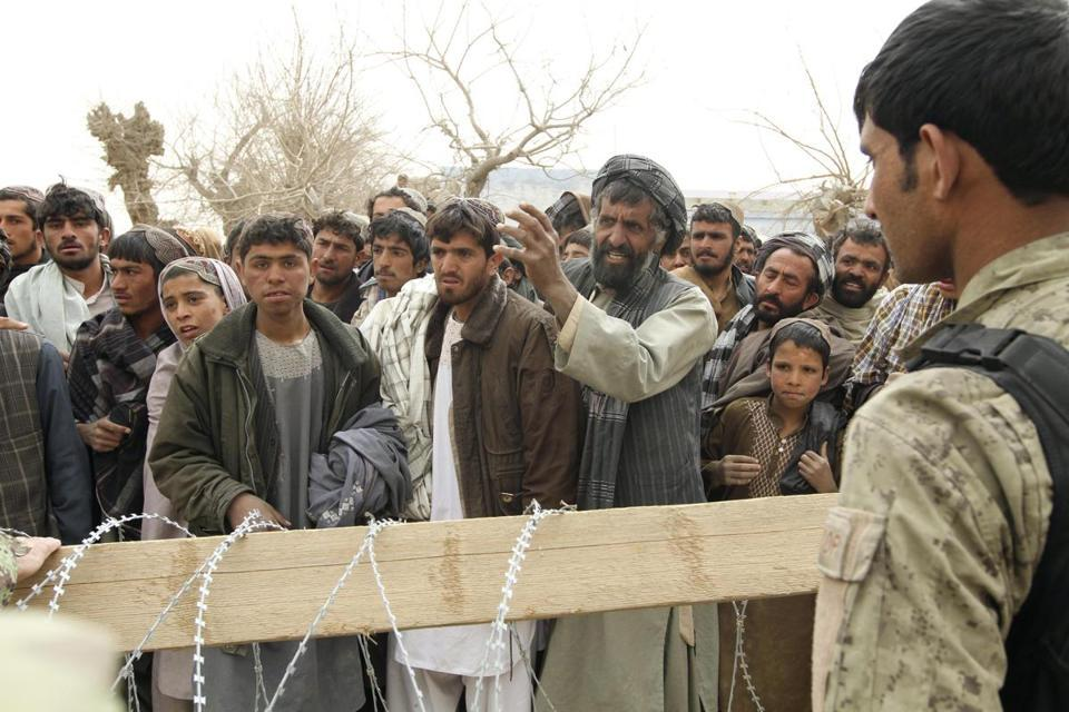 "Taliban vow revenge for Afghan civilians killed  - The Taliban vowed revenge Monday for an ""inhumane attack"" in which an American soldier allegedly shot to death 16 people."