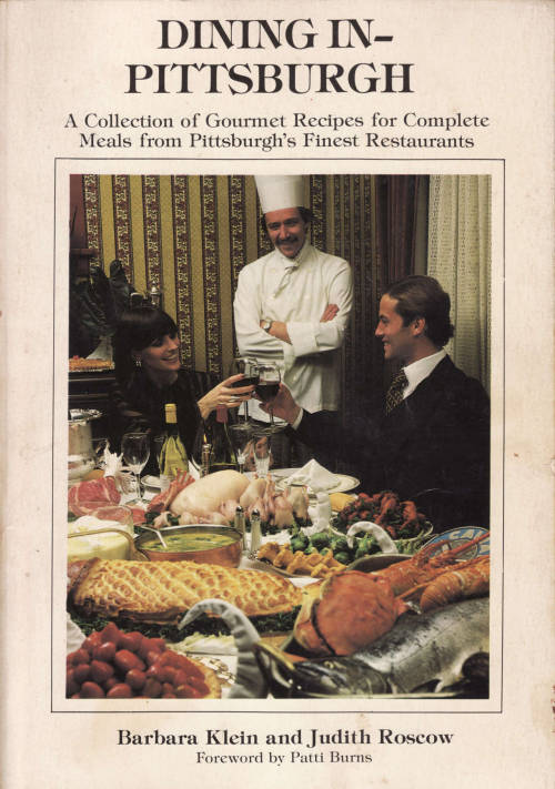 Book Cover: Dining in- Pittsburgh