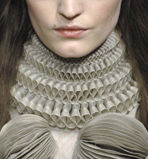 givenchy haute couture spring/summer 2008