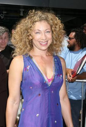 Happy Belated Birthday, Alex Kingston! wholadies:  (March 11.  She isn't on the birthday list at Tardis Wikia for some reason.)