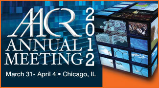 AACR Announces Annual Meeting 2012 Press Conference Schedule: http://bit.ly/xwz85t