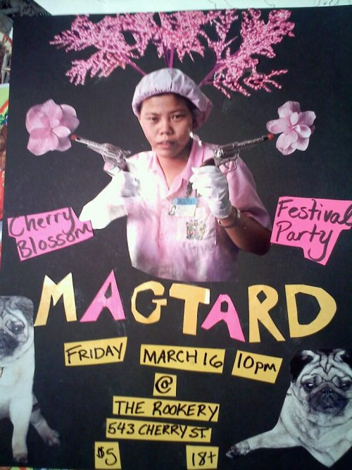 Mag Tard performs at the Rookery this Friday!!! Go check it out!!! Also check out their new music video and interview at: http://www.theblueindian.com/interviews/interview-exclusive-video-mag-tard-stayed-at-home/