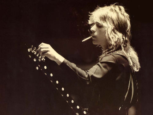 Randy Rhoads (December 6, 1956 – March 19, 1982)