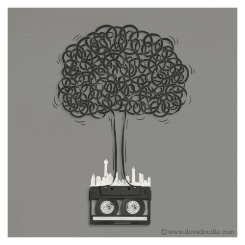 ilovedoodle:The explosion of music on Flickr.