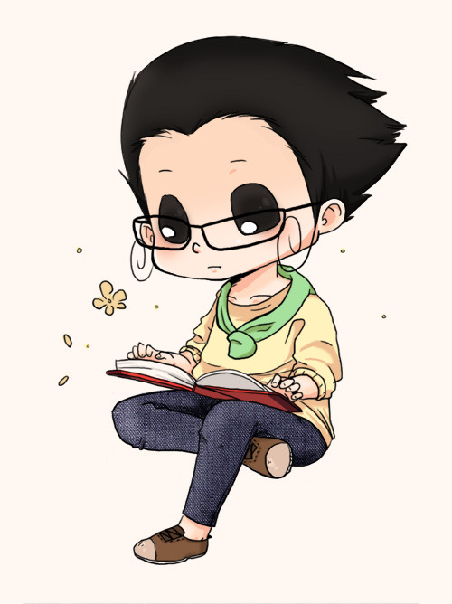 Spring&Reading reborn(Color)