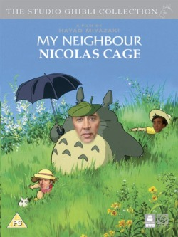 My Neighbour Nicolas Cage