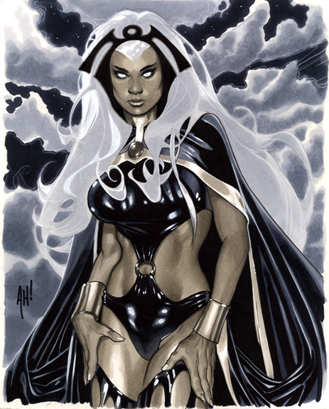 Storm by Adam Hughes.
