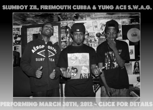 March 30th, 2012 Birthday Bash performance. RSVP!