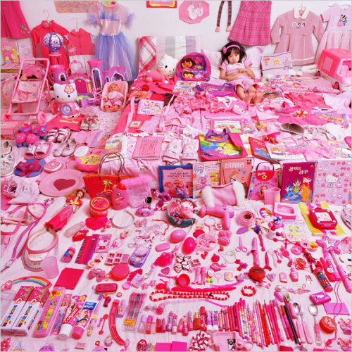 Sugar and spice and pink is nice. (photo: New York Times)