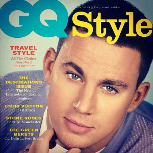 editmags:  GQ Style UK - Channing Tatum #retro #cover #channingtatum #gq #gqstyle #fashion 😍 (Publicado com o Instagram)