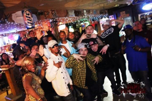 SHADEY MOB presents WHO GOT BARS? PT.2 thanks to everybody that came out to the show.