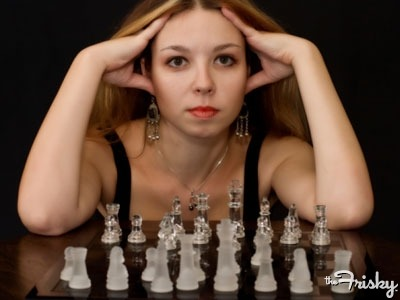 Chess Tournament Thoughtfully Bans Cleavage So Women Won't Invite Rude Comments - The Frisky