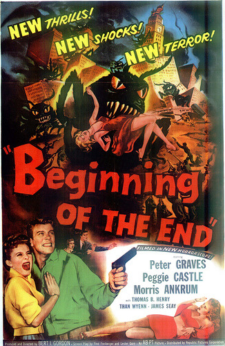 Beginning Of The End (1957) Watch Film Here
