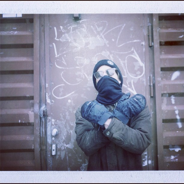 #Polaroid 600SE / Joe sexton / @houseof1817  (Taken with instagram)